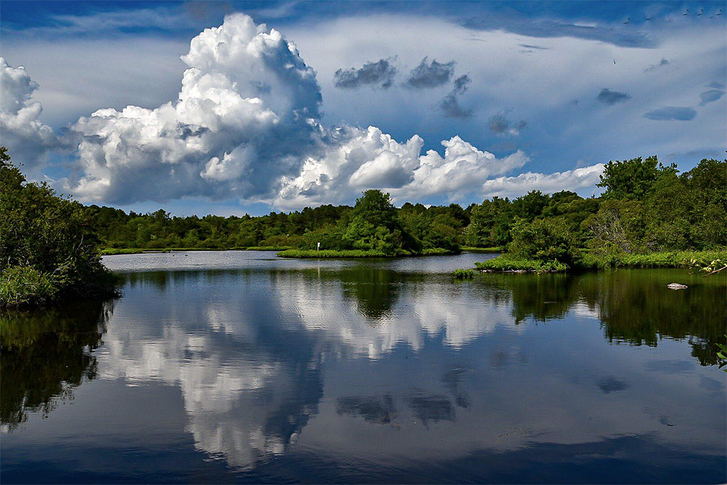 Could Reflections, photo by J Rodriguez