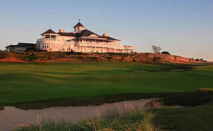 Sebonack Golf Club Clubhouse