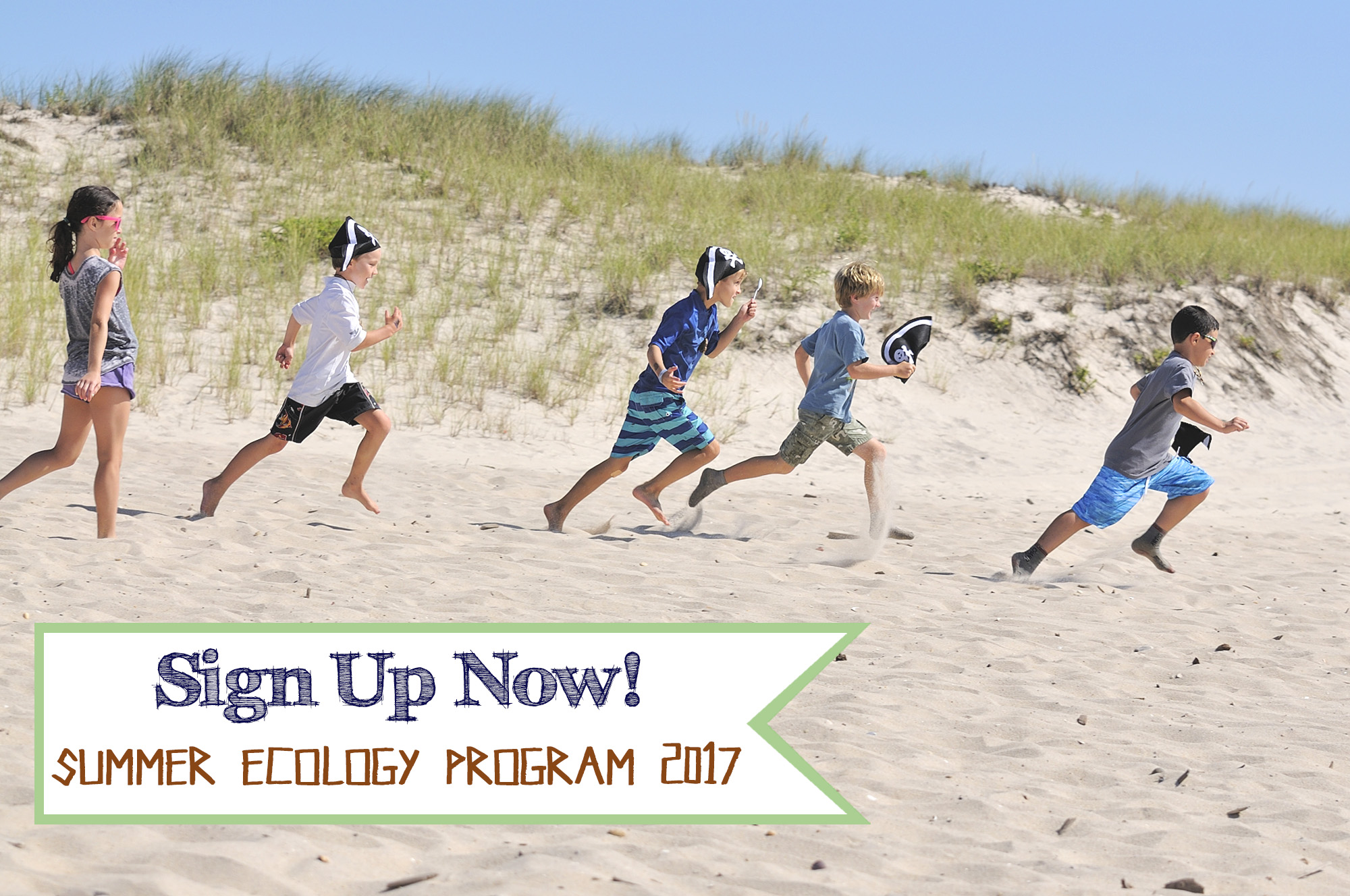 Sign up for Summer Camp!