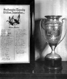 Charter with Trophy