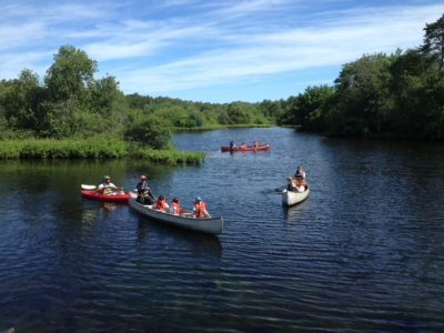 Family Paddle Days (Social Distance Program)