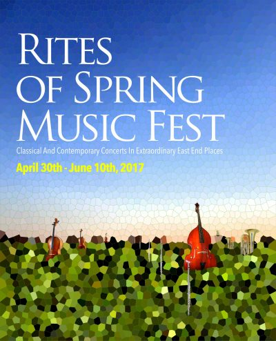 Rites of Spring Music Concert- Quogue Nocturne