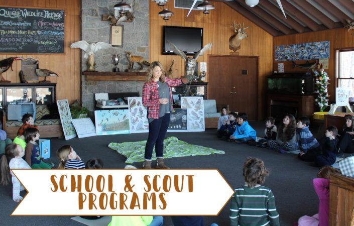 School & Scout Programs