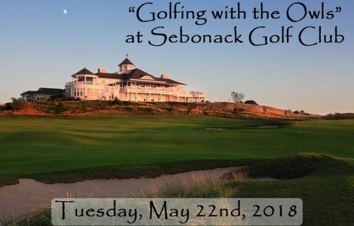 """""""Golfing with the Owls"""" at Sebonack Golf Club"""