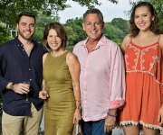 Bill Ritter and Family