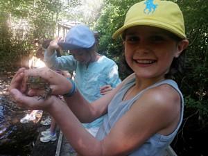 Summer camp at QWR